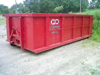 Roll Off Bin Rental in Walsh, Ontario